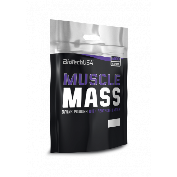 BIOTECH USA Muscle Mass / 4000 gr.